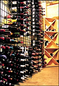 Storage Racks - Portland Wine Storage