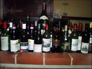 Empty Bottles - Portland Wine Storage