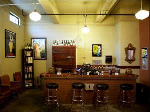 Client Lounge - Portland Wine Storage