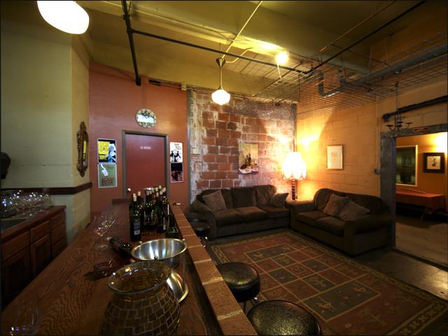 Client Lounge Portland Wine Storage